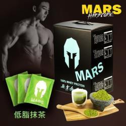 【美顏力】Mars戰神 低脂乳清 乳清蛋白 抹茶口味