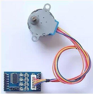 ULN2003 步進馬達 五線四相帶指示燈 Arduino 電機驅動板 模組 驅動模組 (244618-032)