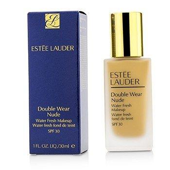 Estee Lauder 雅詩蘭黛 Double Wear Nude 粉持久微霧光澤水粉底 SPF 30 - # 4N2 Spiced Sand 30ml/1oz - 粉底及蜜粉