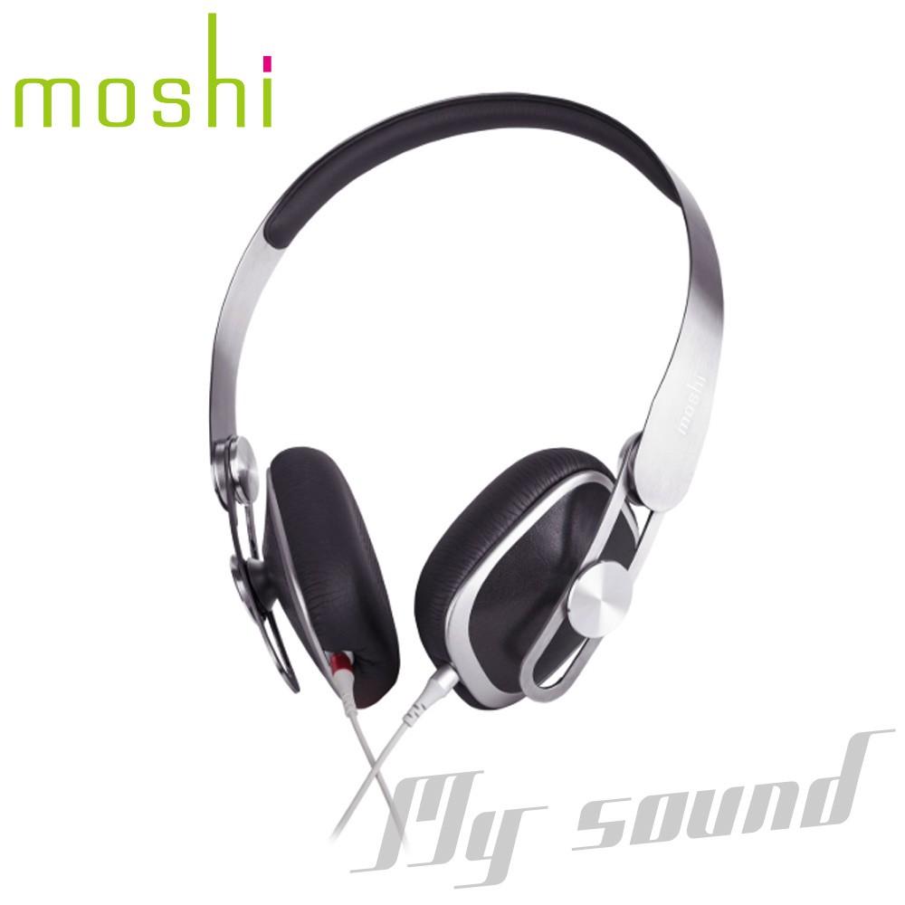 Moshi Avanti 耳罩式耳機(瑪瑙黑)