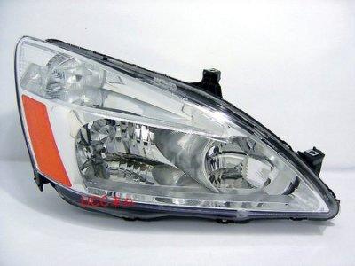 【UCC車趴】HONDA 本田 ACCORD K11 七代 雅哥 03-05 06 原廠型 大燈 TYC製一組3800