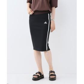 BOICE FROM BAYCREW'S adidas ジップスカート ブラック L