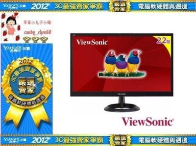 【35年連鎖老店】ViewSonic VA2261-2 22型電腦螢幕有發票/3年保固