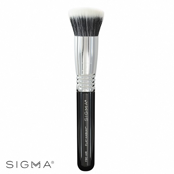 Sigma F80-空氣感平角粉底底妝刷 Air Flat Kabuki Brush - WBK SHOP