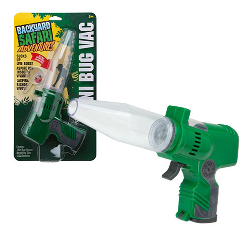 美國 Backyard Safari - 小小探險家-迷你昆蟲觀察吸槍