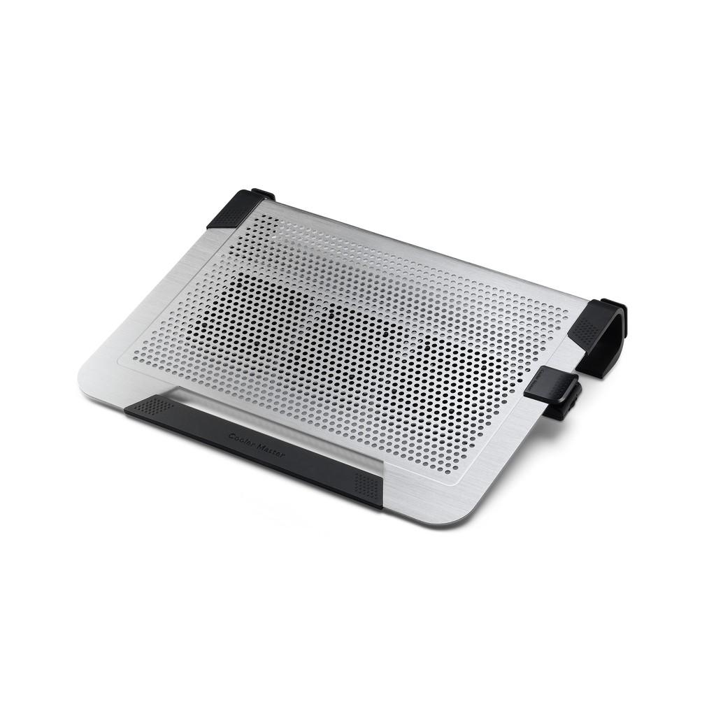 Cooler Master Notepal U3 PLUS 全鋁散熱墊 (銀色)