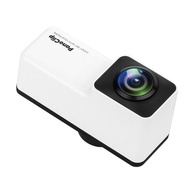 PanoClip 360度全景鏡頭 支援 Iphone6/6s/7/8/X 全景拍照 全景自拍镜【ChingLife】
