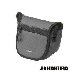 HAKUBA 日本 PIXGEAR SLIM FIT CAMERA CASE 微單眼專用 隨身保護套 灰色