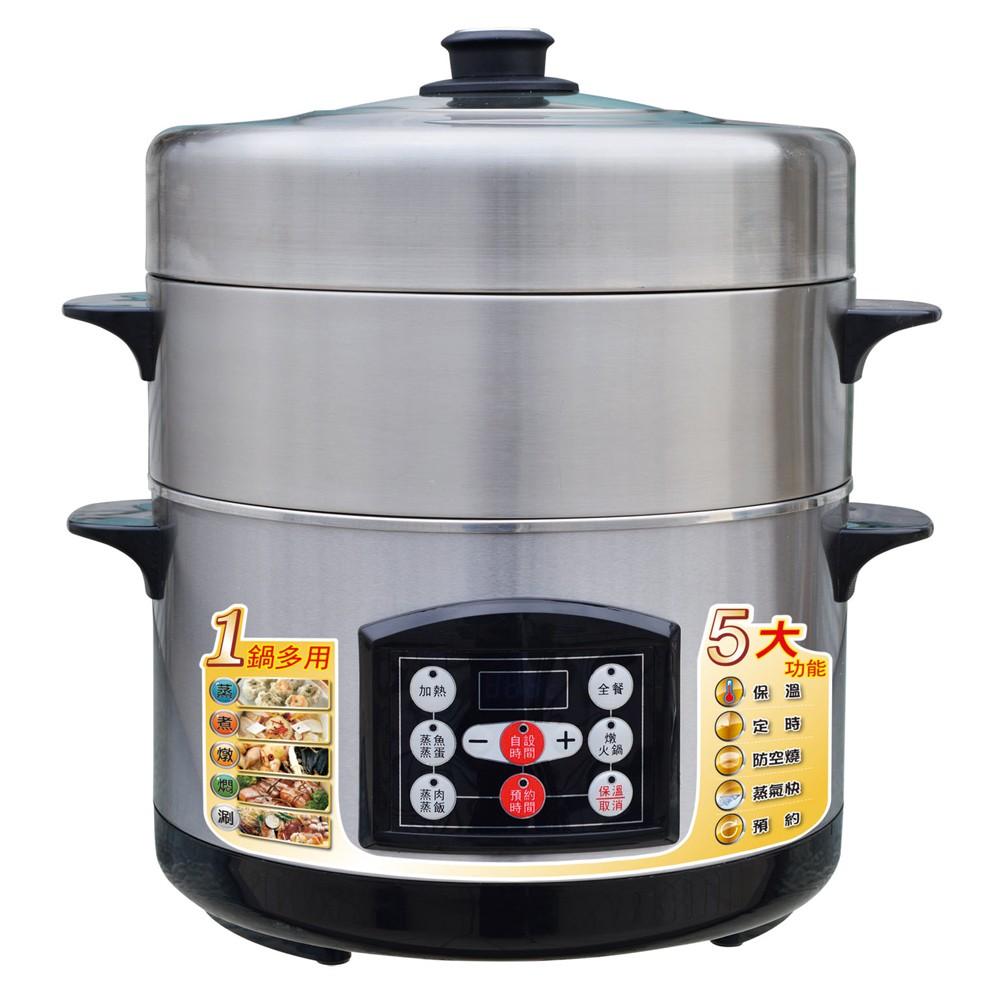 正豐  4L多功能健康料理鍋   GF-F88A