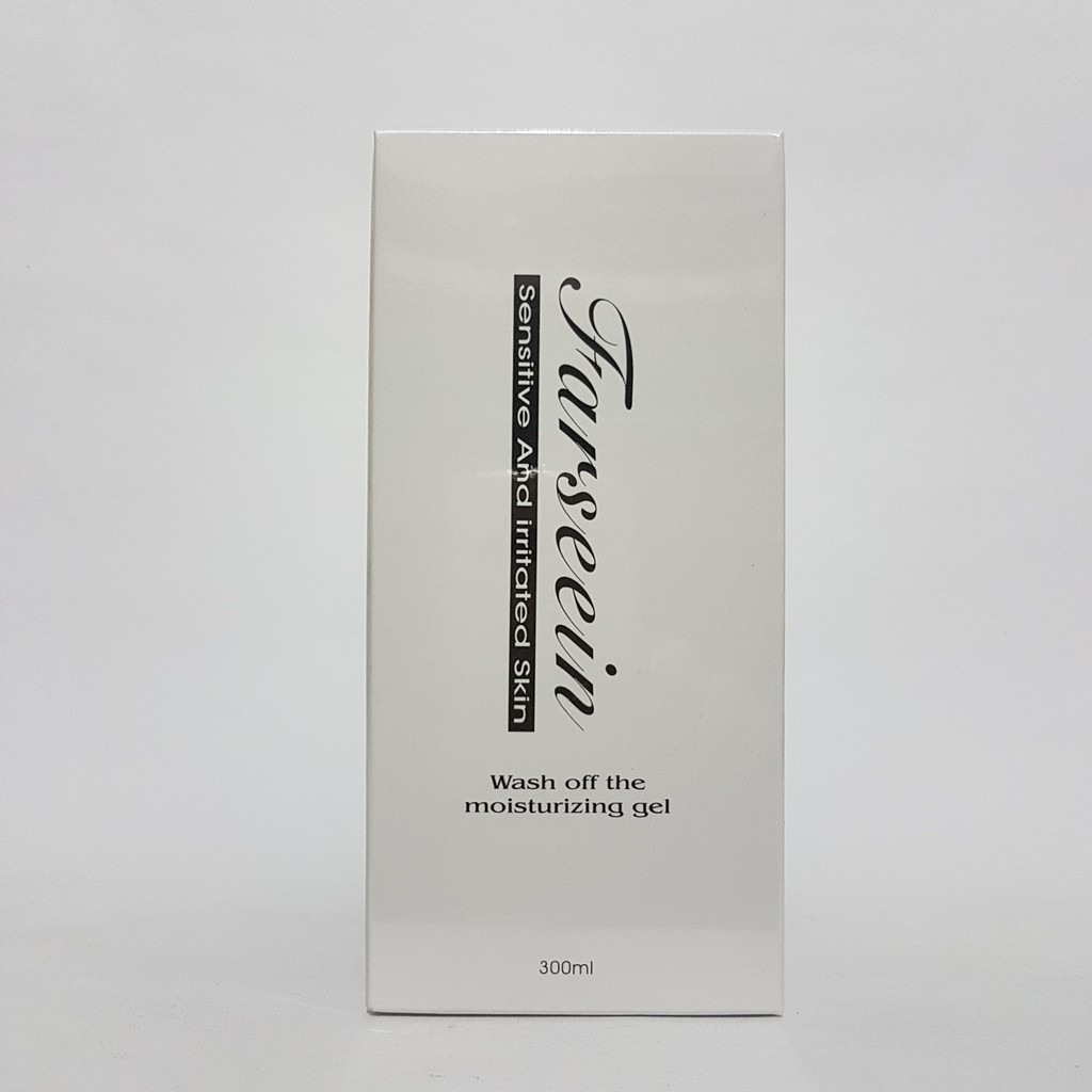 farseein法皙因雙效洗卸保濕凝膠300ml