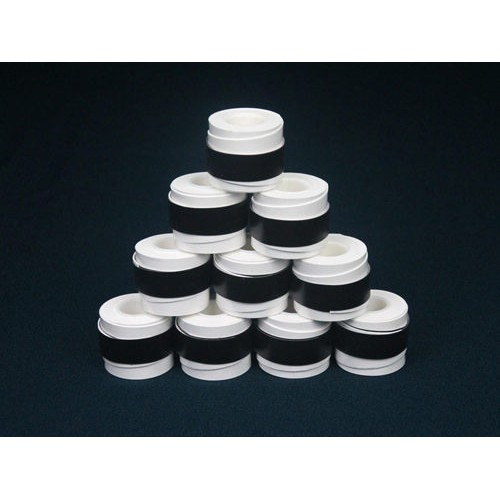 (30顆價)薄型透氣孔握把帶白(握把布白色/0.6mm/網.羽球拍適用/握把皮)