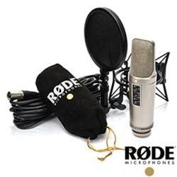 【RODE】電容式麥克風 NT2-A 錄音室等級