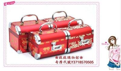 ❀蘇蘇購物館❀首飾盒雙層帶鎖大容量手飾品收納盒韓國公主首飾盒歐式時尚珠寶盒