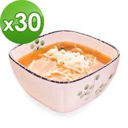 樂活e棧 低卡蒟蒻麵 燕麥拉麵+濃湯(共30份)