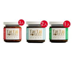 泰泰風  打拋醬3罐+暹蝦醬2罐+檸檬魚醬1罐  各200ml