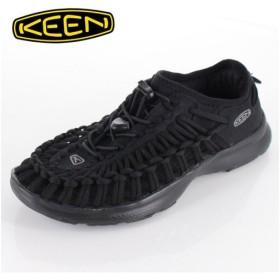 キーン KEEN レディース ユニーク O2 UNEEK O2 1018723 BB-18723 ブラック スニーカー サンダル
