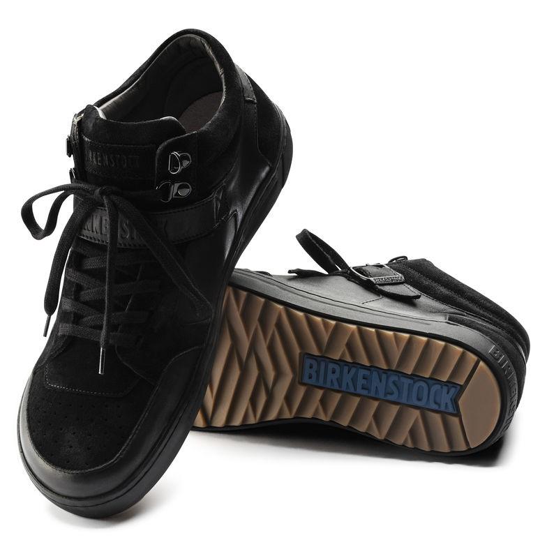 宜蘭勃肯 BIRKENSTOCK RANGA 中筒休閒鞋 黑 白 兩色 1006994 1006996