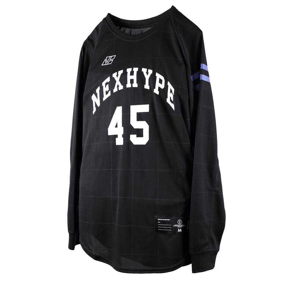 [NEXHYPE] TRA-45 Sport Jersey 上衣 長袖/現貨