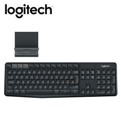 【Logitech 羅技】K375S 無線鍵盤支架組合 【贈冬日暖暖貼】