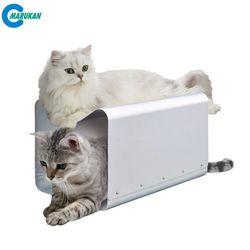 【MARUKAN】日本 貓咪兩用鋁製涼墊(CT-407)