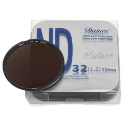 Daisee X-LR DMC 72mm ND32減光鏡