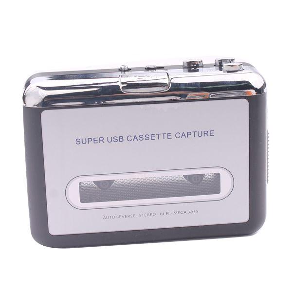 卡帶轉換機 磁帶轉MP3 USB磁帶信號轉換器 磁帶隨身聽 卡帶轉USB 附編輯軟體