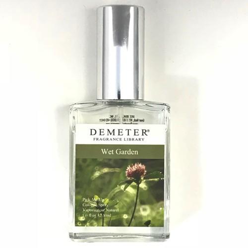 Demeter 【雨後花園】 Wet Garden 30ml 淡香水 氣味圖書館