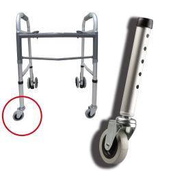 【感恩使者】助行器用腳輪A款 ZHCN1795-A(前輪使用/直式旋轉)
