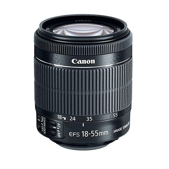 【贈禮】CANON EF-S 18-55mm F3.5-5.6 IS STM-白盒 平行輸入 保固一年 贈保護鏡