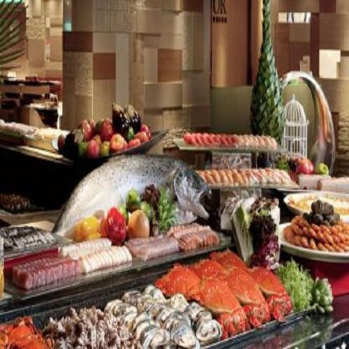 【愛票網】漢來海港餐廳平日自助 天母、敦化店下午茶餐券1張[台北]