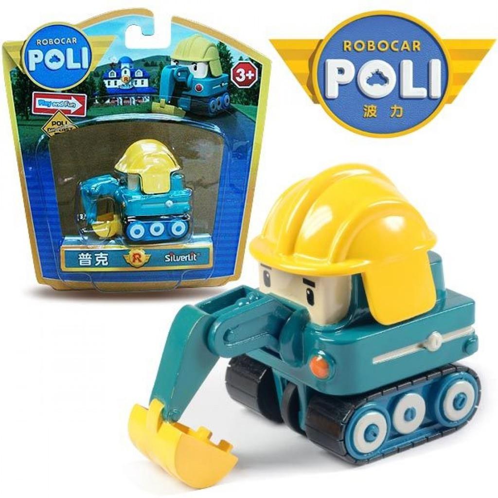 POLI 波力 合金單車系列 - 普克