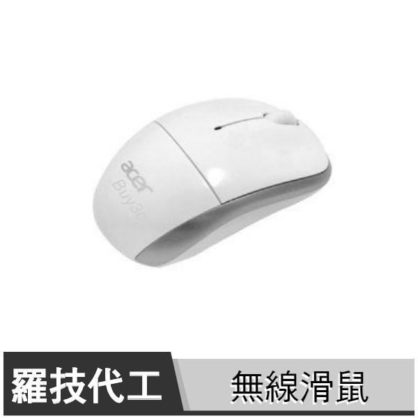 宏基 acer 原廠 無線滑鼠 M-R0028 羅技 代工 M215 樣式 白 滑鼠 Logitech【Buy3c奇展】