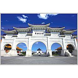 台灣之美1000片拼圖/台北市-中正紀念堂