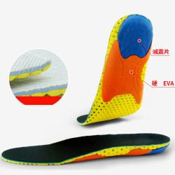 (預購)【JHS杰恆社】壹對夏季透氣運動減震鞋墊EVA海玻麗雙層緩震透氣鞋墊RAKASO諾喀索口LS32