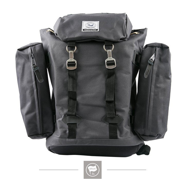 REPUTATION BRUH BR-008# Recreational Sports Backpack - 後背包