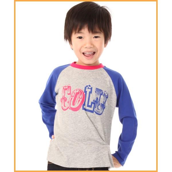 CO&LU童裝 【mini LOGO FACE印圖 長袖T恤】限量優惠 B104-DA9112 官方全新品