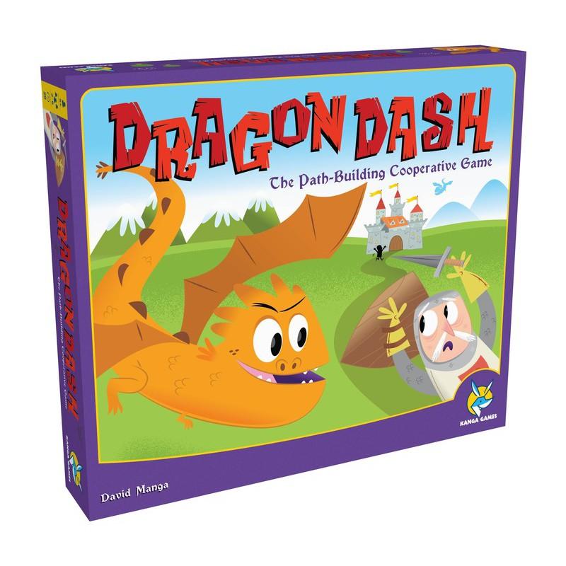 與龍共武 Dragon Dash 繁體中文版 高雄龐奇桌遊