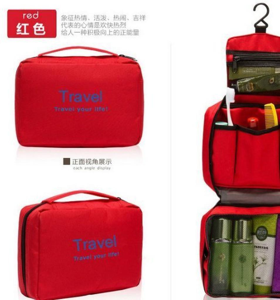 多功能摺疊包 收納包 包中包 韓版旅行盥洗包 化妝包 洗漱包 萬用包