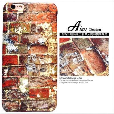 SaraGarden 客製化 手機殼 iPhone 6S Plus【多款手機型號提供】高清 復古 紅磚牆 Z099