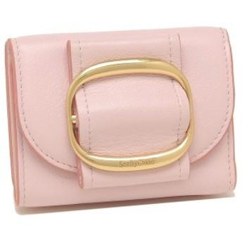 シーバイクロエ 折財布 レディース SEE BY CHLOE CHS19AP882388 ピンク