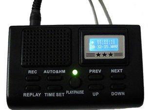 【密錄王】2019年免插電腦 直接錄 可錄600小時 獨立式電話錄音盒 密錄機,SD卡錄音機
