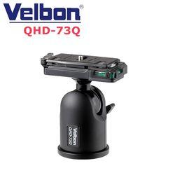 Velbon QHD-73Q 球型雲台-公司貨