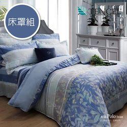 【R.Q.POLO】芳草幽夢 萊賽爾系列/雙人加大五件式兩用被床罩組(6X6.2尺)
