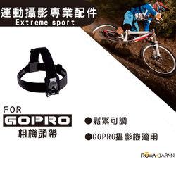 GoPro 相機頭帶