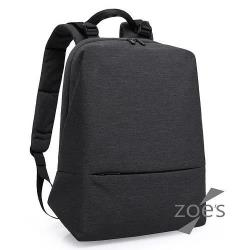 【Zoe s】KUSIM極簡設計棉麻質感涉谷風格16吋電腦包