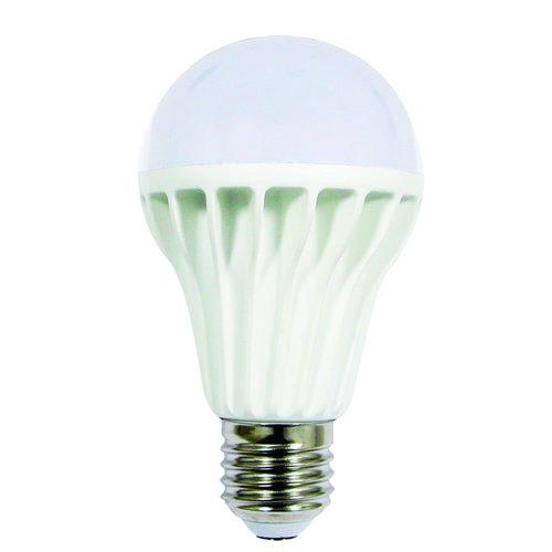 宏鑫光電 8W sbulb 戶外光 感應燈泡 - 黃光 感應燈 燈泡