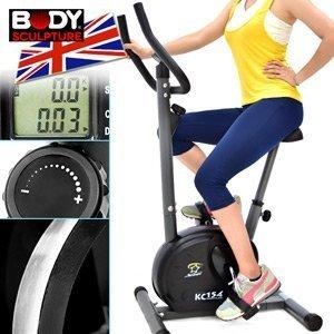 有氧磁控健身車立式健身車室內腳踏車自行車飛輪車飛輪式美腿機運動健身器材C016-154【推薦+】