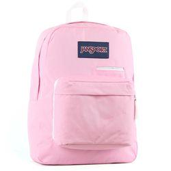 JanSport DIGITAL背包(DIGBREAK)-淺粉紅