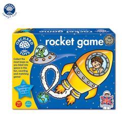 【英國Orchard Toys】桌遊-火箭衝衝衝