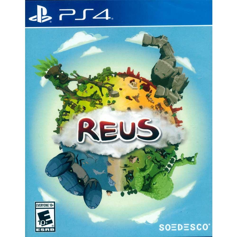PS4 巨靈 英文美版 Reus【一起玩】(現貨)